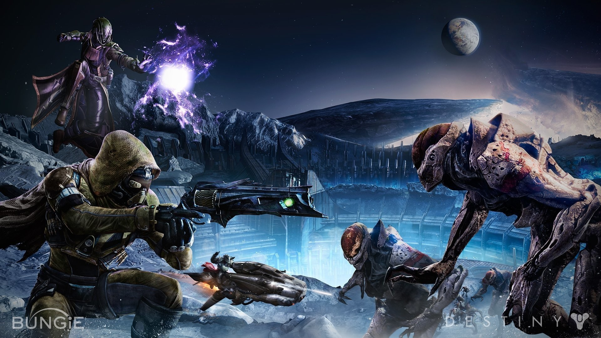 HD Wallpaper   Background ID:542237. Video Game Destiny