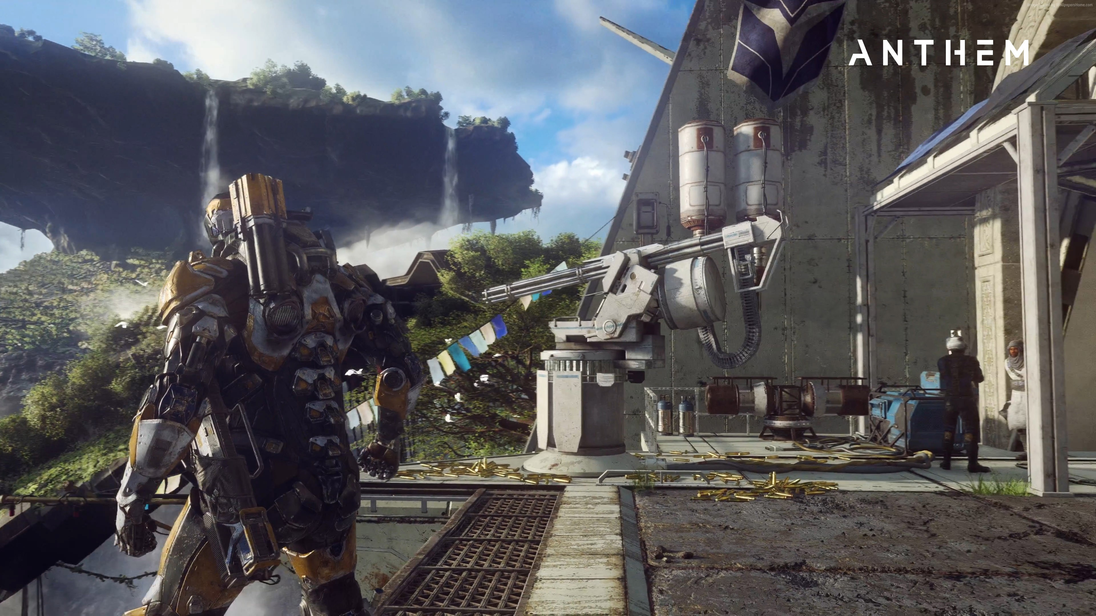 Anthem, 4k, screenshot, gameplay, E3 2017 (horizontal) …