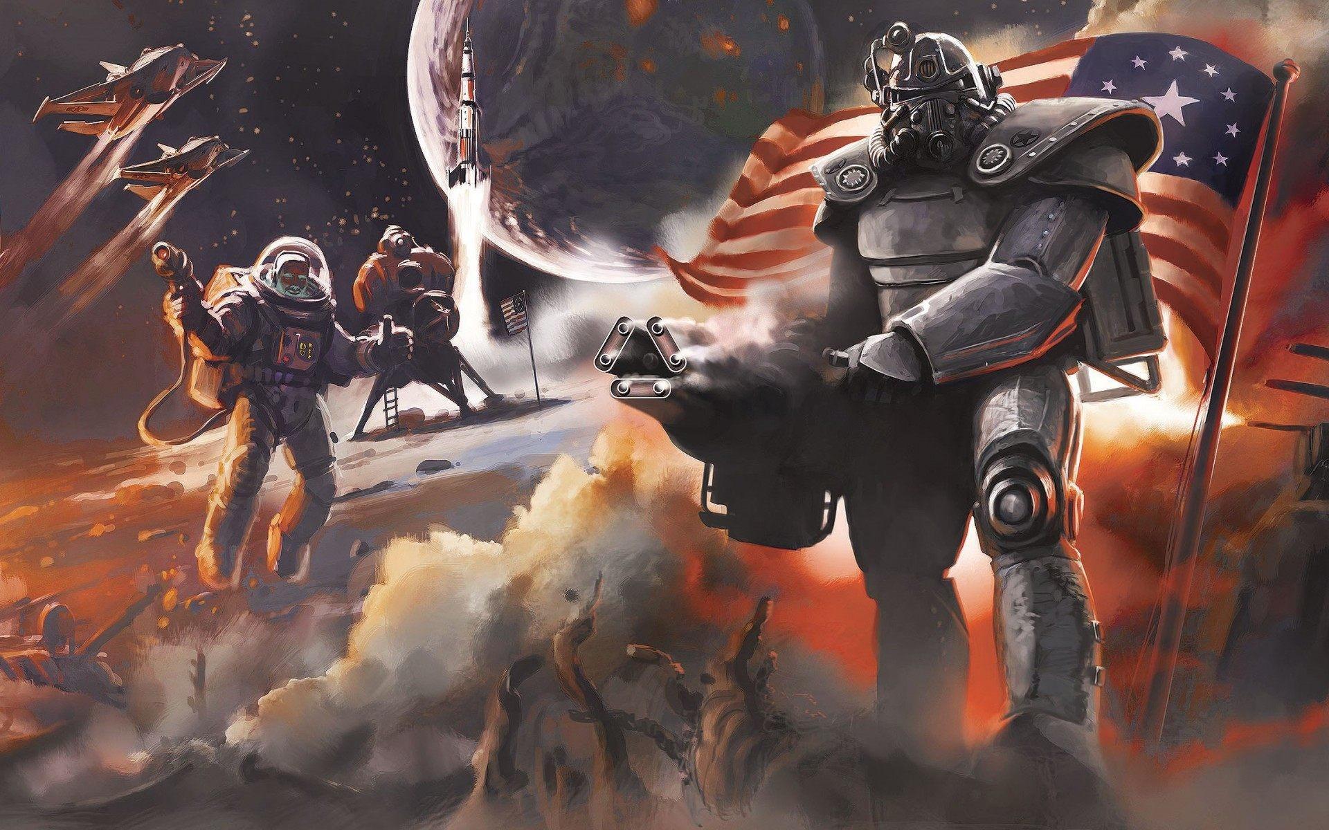Fallout Game Wallpaper