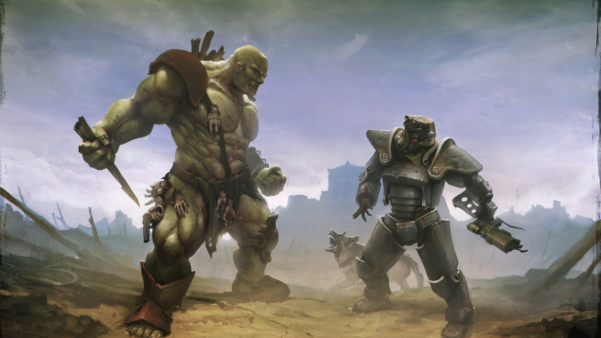 Image result for desktop wallpaper fallout · Fallout Brotherhood Of SteelThe  …