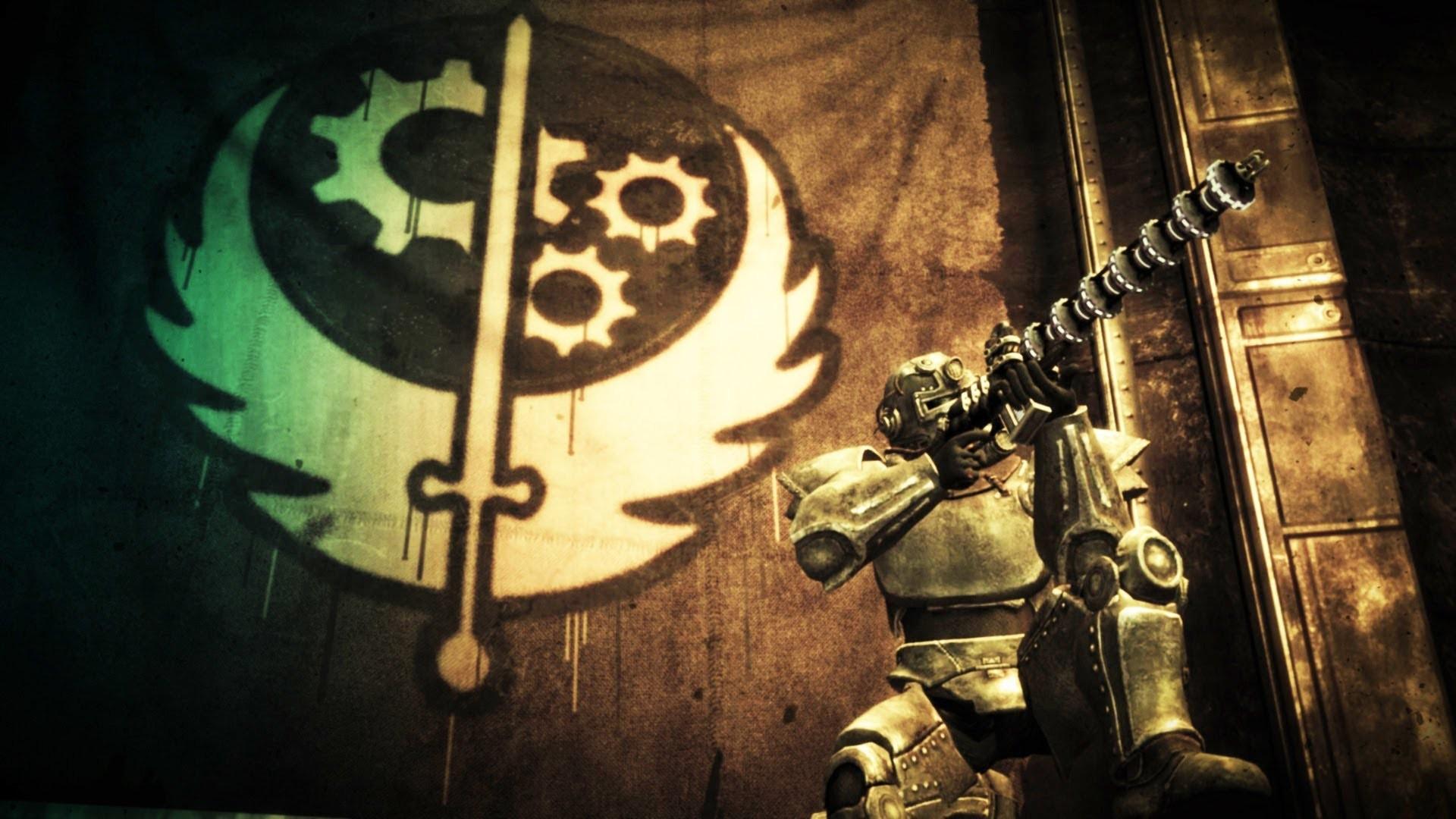 Fallout 4 Walkthrough Gameplay Part 3 -Brotherhood of Steel (PS4)