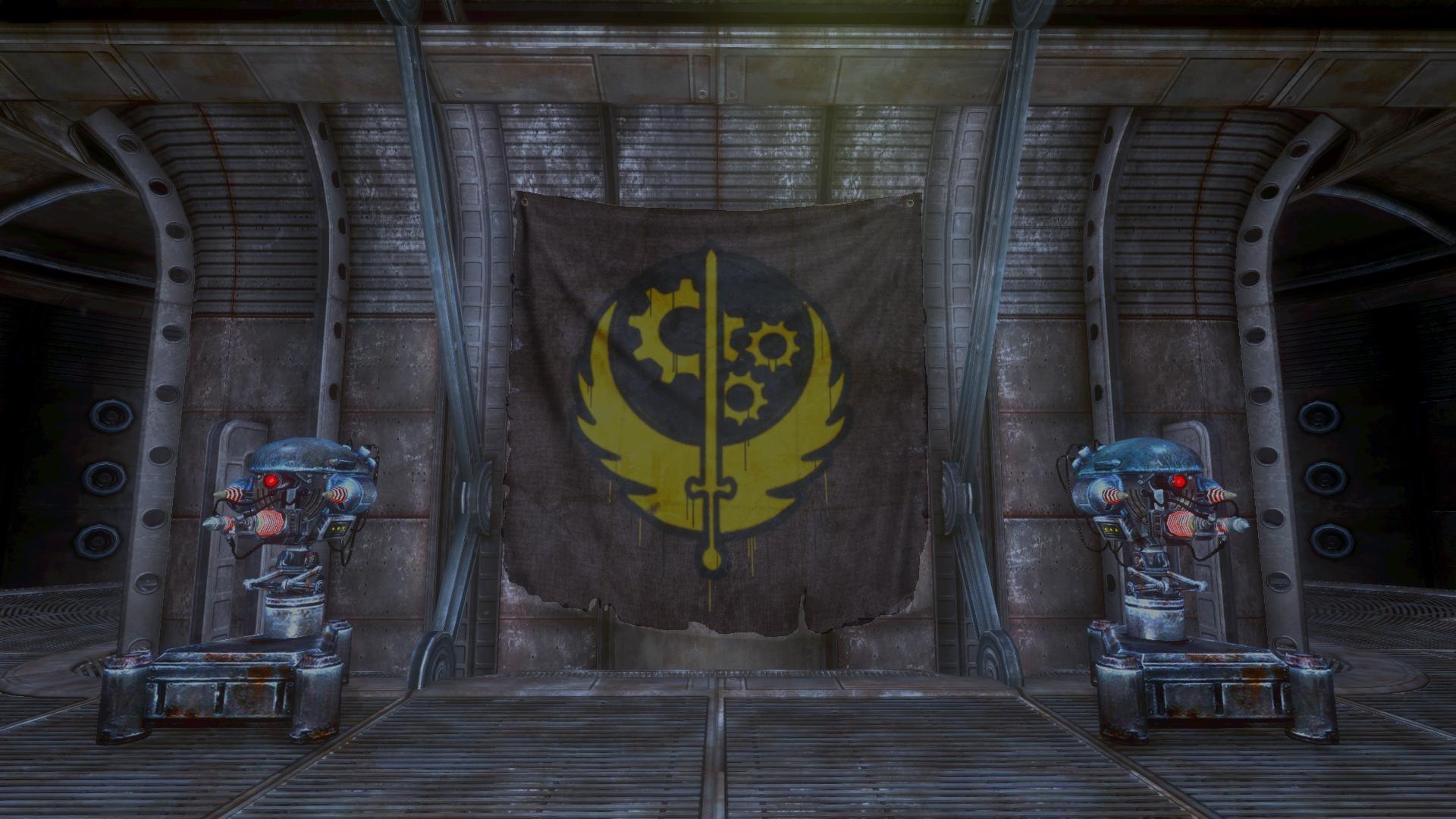64 Fallout Brotherhood Of Steel