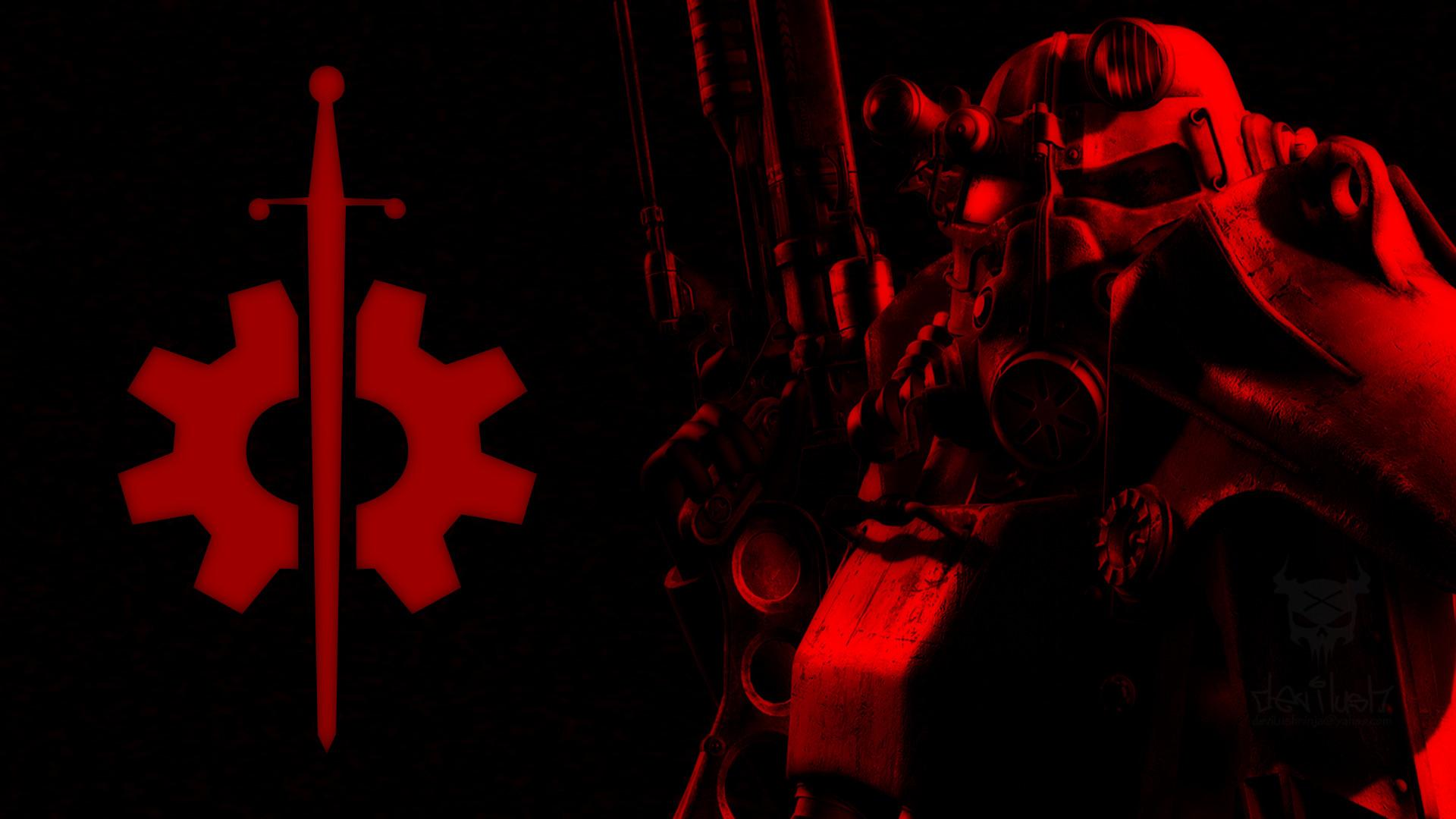 Brotherhood Of Steel Outcasts Logo …