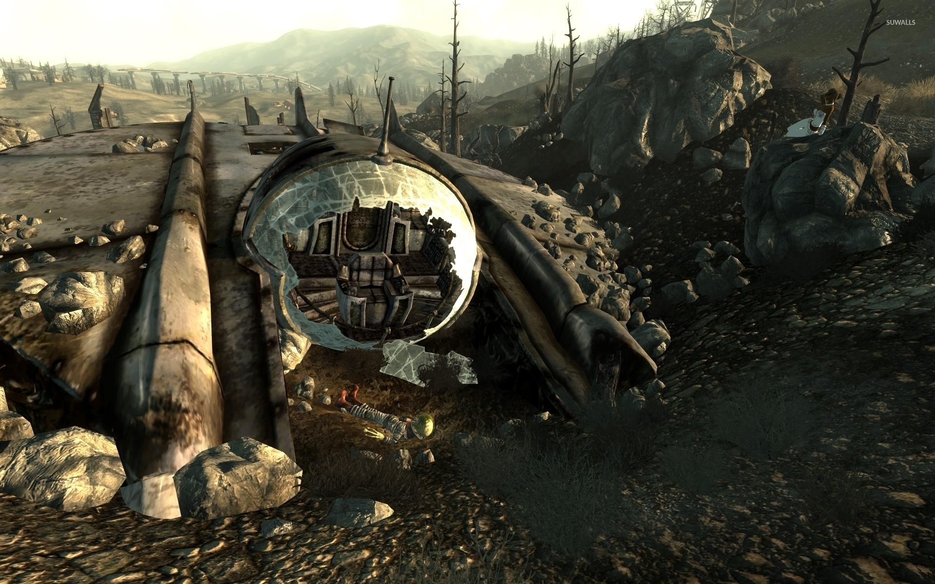 Fallout 3 [5] wallpaper