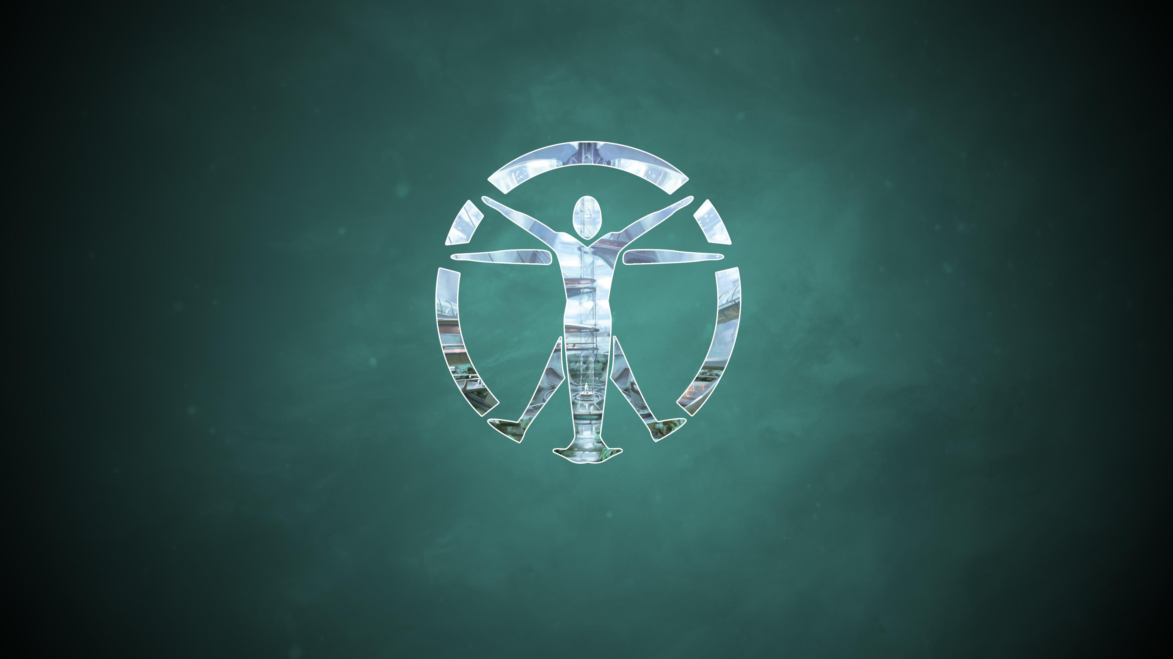 The Institute 4K Logo Wallpaper. The Brotherhood of Steel …