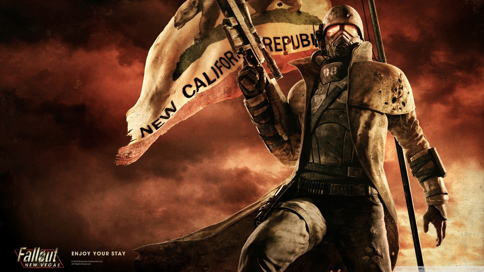 Fallout New Vegas HD Wallpapers Backgrounds Wallpaper | HD Wallpapers |  Pinterest | Fallout, Wallpaper and Wallpaper backgrounds