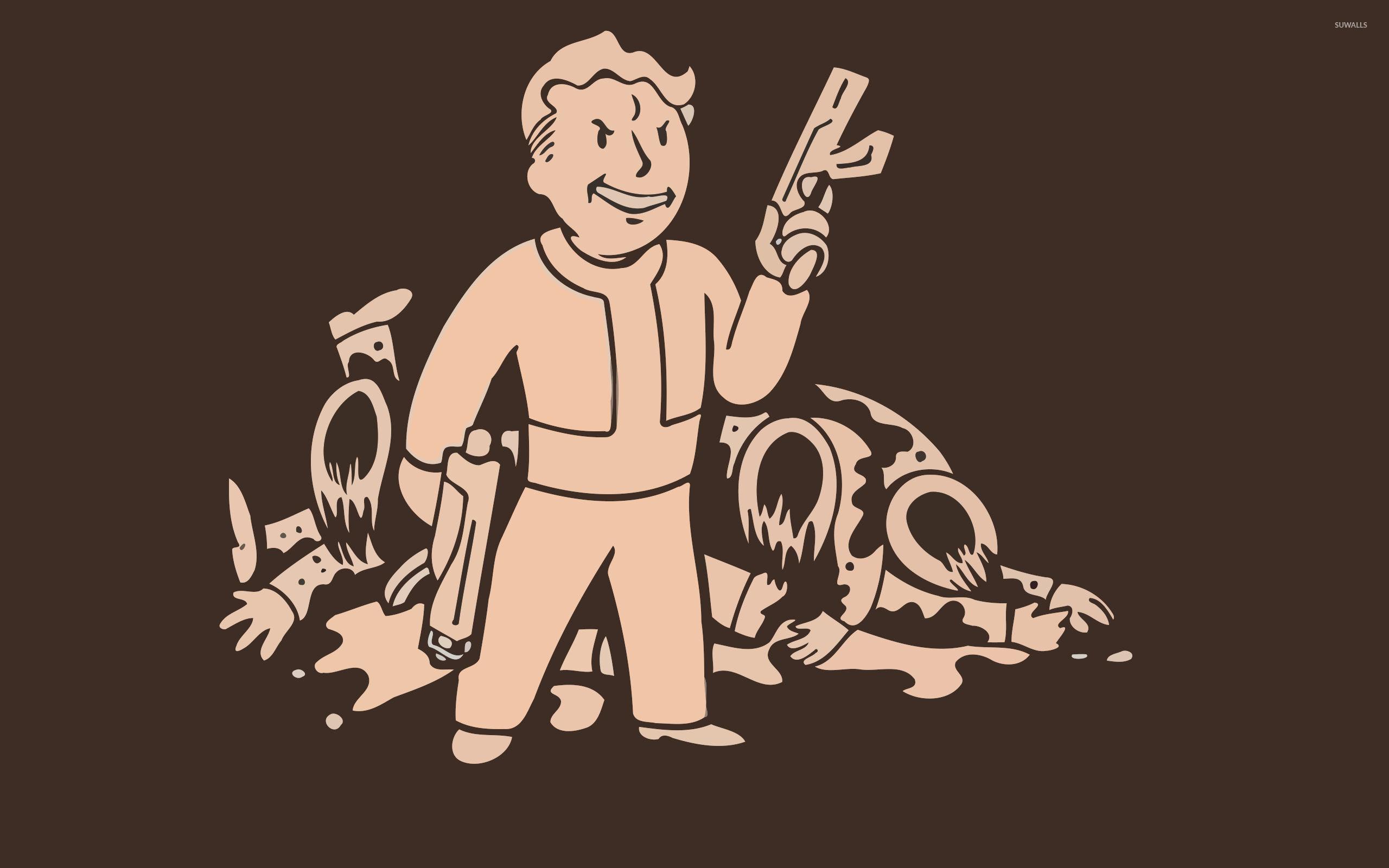 Vault Boy – Fallout [11] wallpaper jpg
