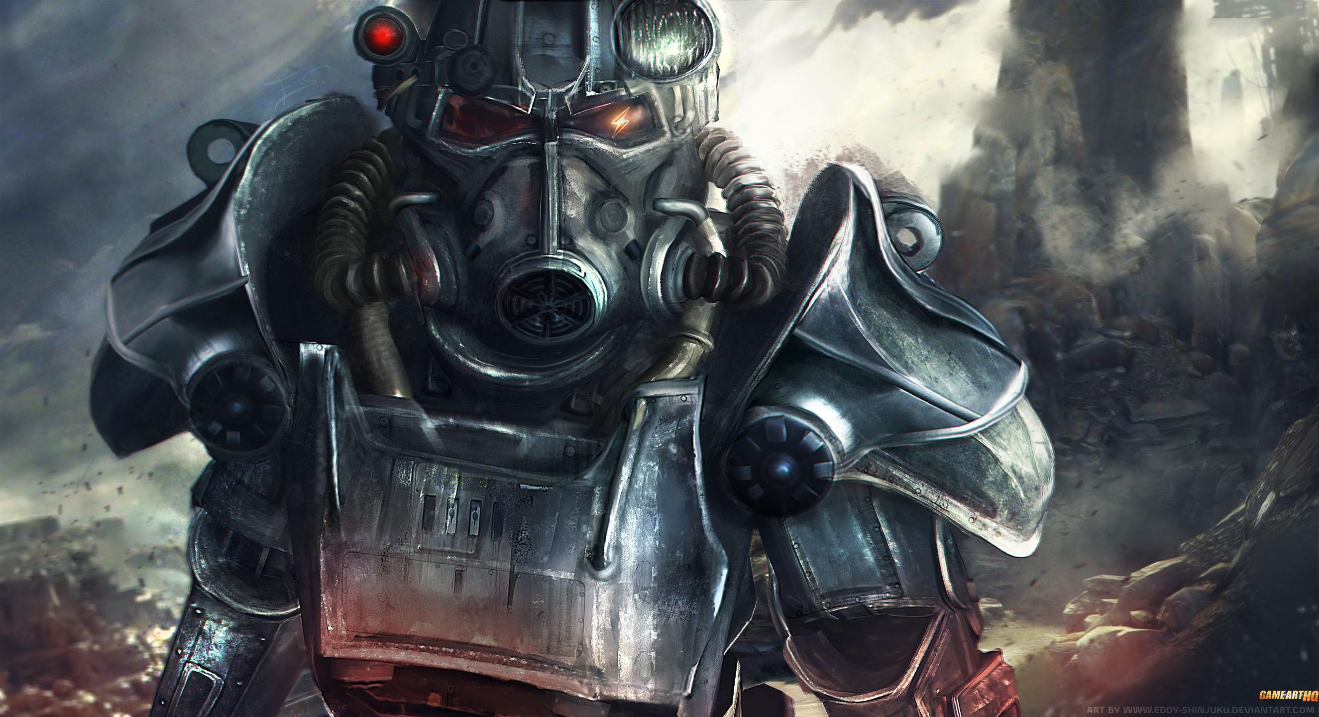 Fallout 4 Wallpaper Art