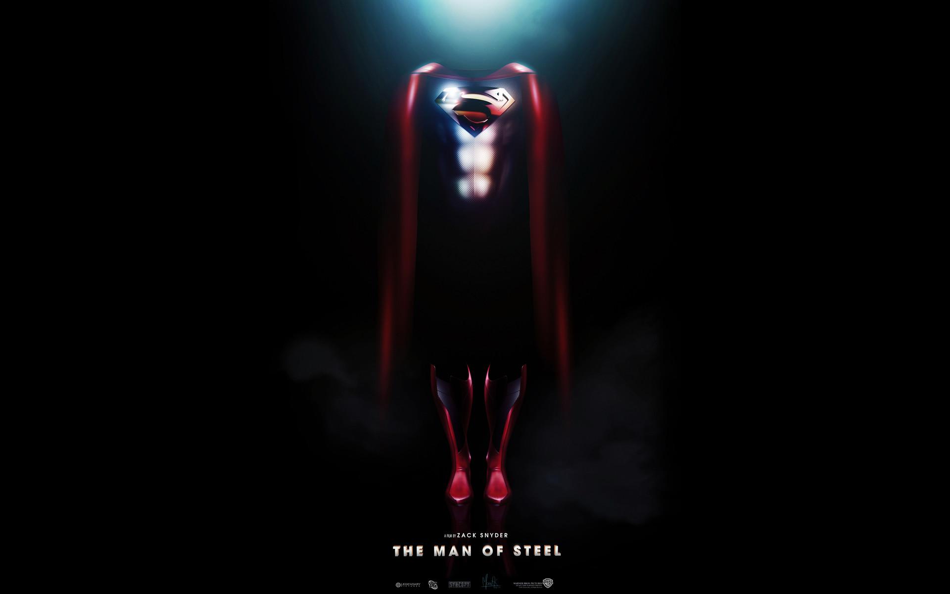 Superman The Man Of Steel 2013 wallpaper