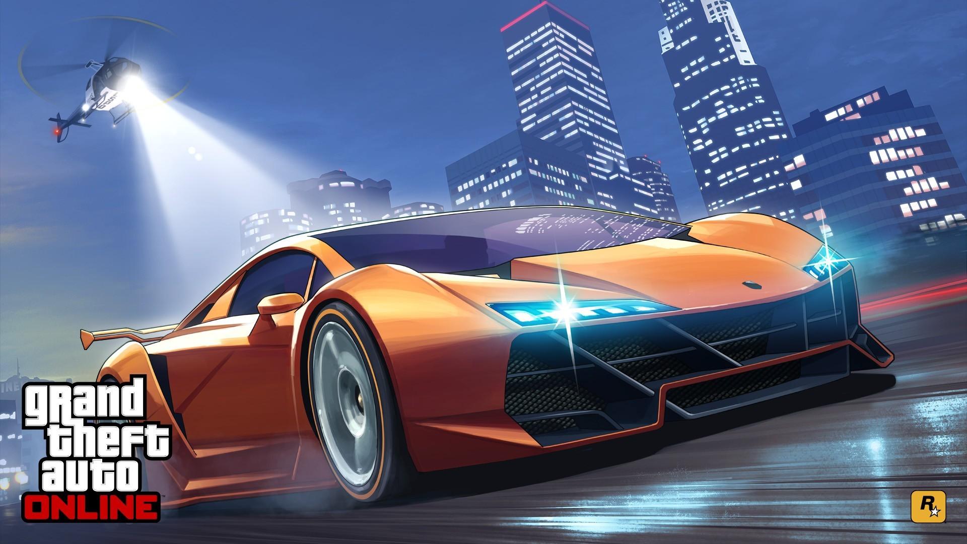 Preview wallpaper grand theft auto v, grand theft auto v online, rockstar  games,