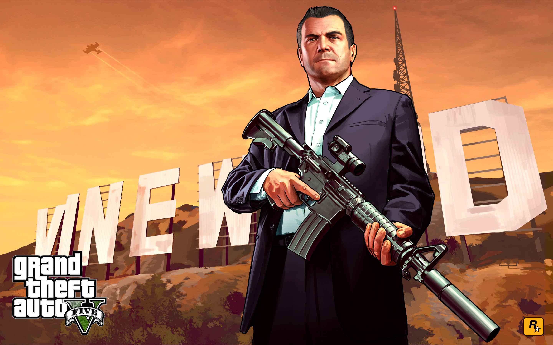 Grand Theft Auto V · HD Wallpaper   Background ID:421645