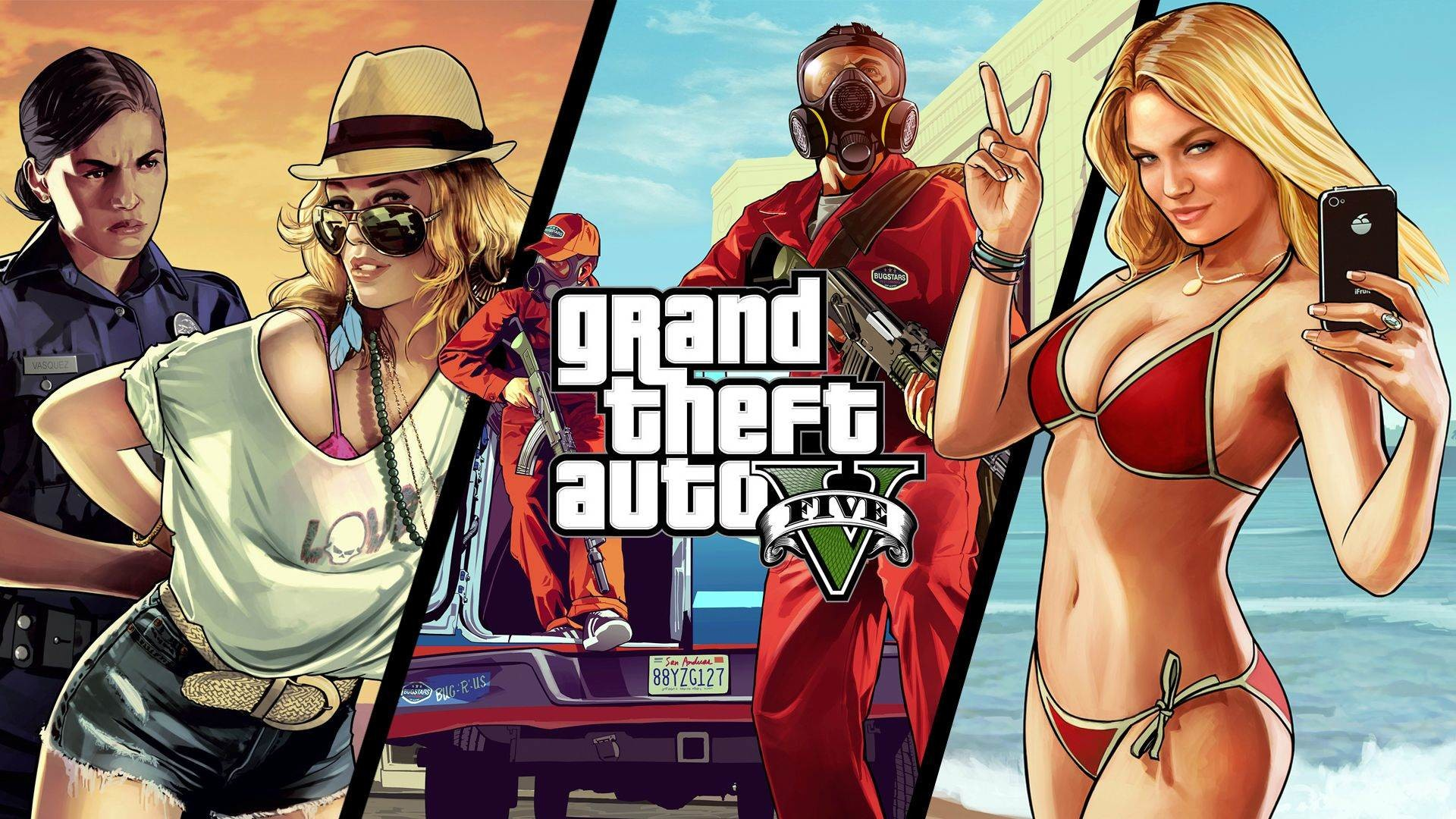 Grand theft auto hd wallpapers Group 1280×720 Gta V Wallpaper   Adorable  Wallpapers