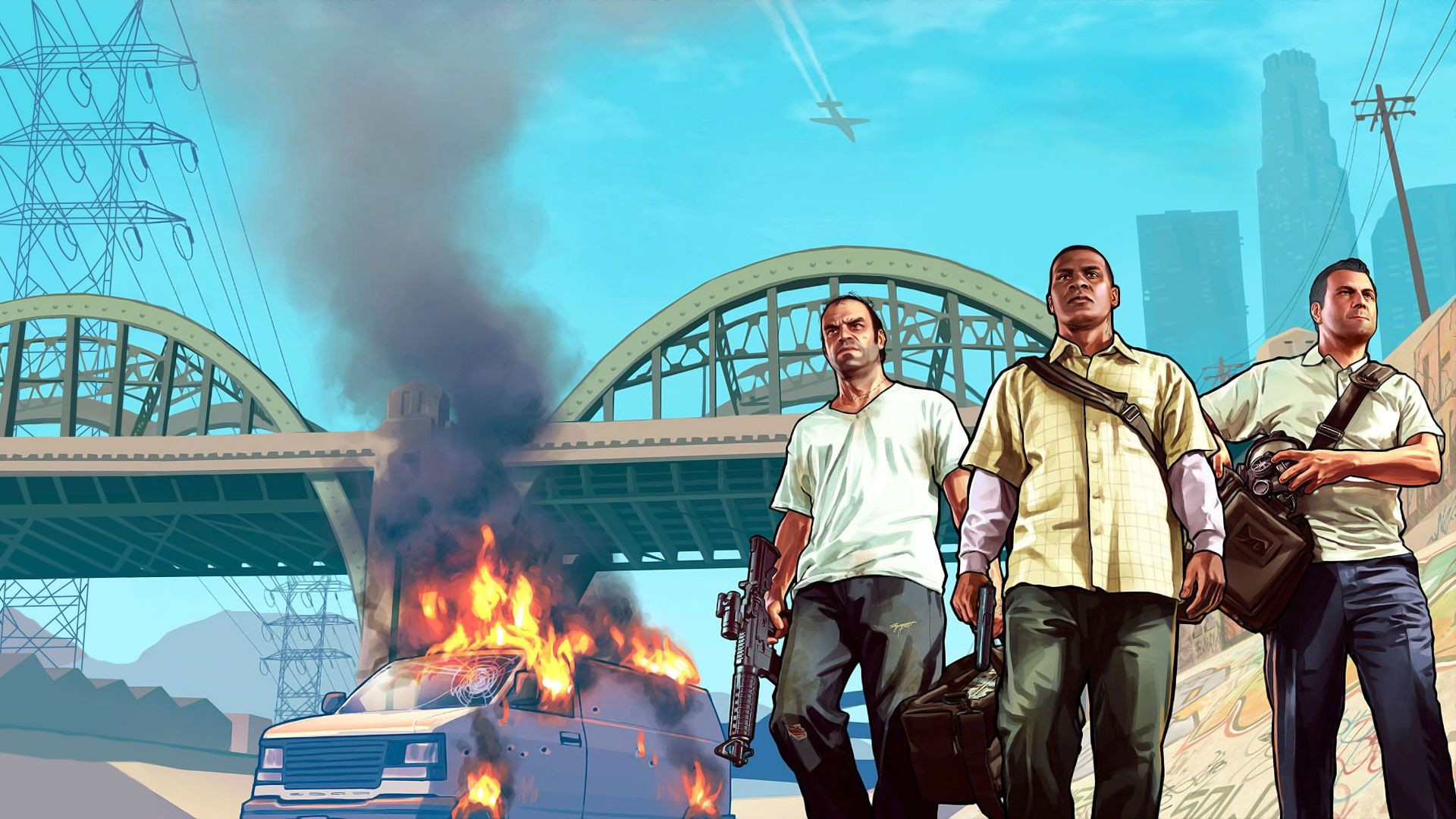 Grand Theft Auto 5 Wallpapers High Quality