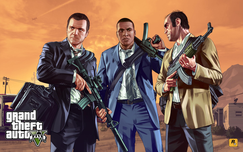 [Rumor] Grand Theft Auto V on development for Nintendo Switch • VGLeaks 2.0