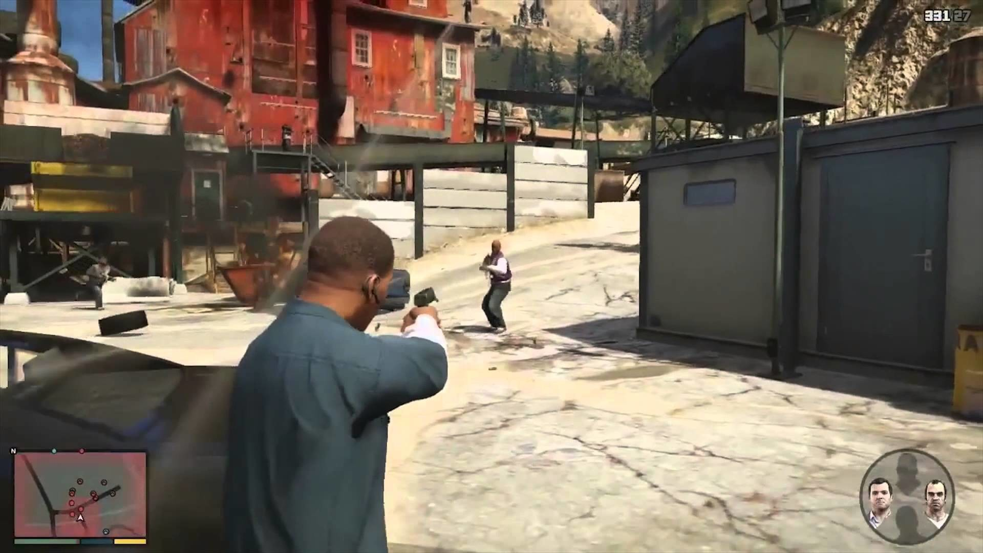 Grand Theft Auto V – GTA 5 Official Gameplay Video HD 1080p BEST QUALITY –  YouTube