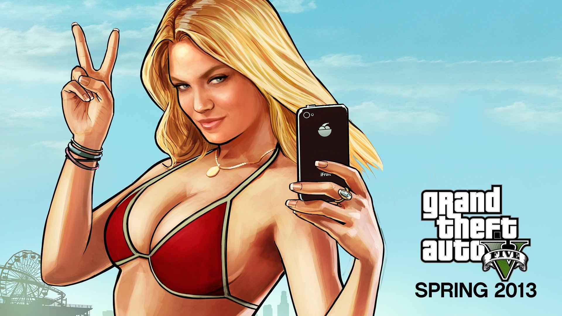 Grand Theft Auto V GTA 5 HD game wallpapers #5 – 1920×1080.