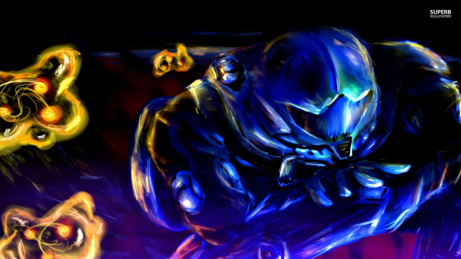 Metroid Fusion Wallpapers – Wallpaper Cave