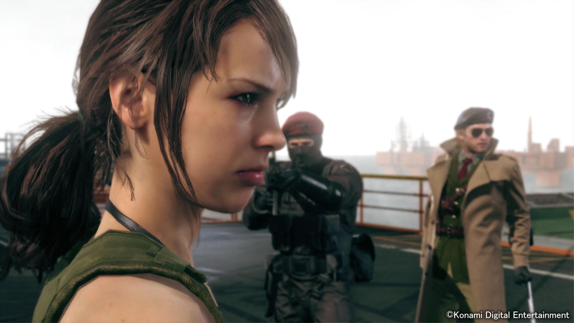 Metal Gear Solid 5 PS4 Patch Fixes Quiet Bug, Buffs Daily Login Bonus –  GameSpot