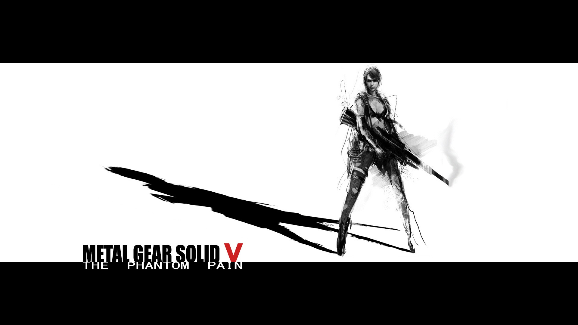General Metal Gear Solid V: The Phantom Pain video games Kojima  Productions Quiet simple
