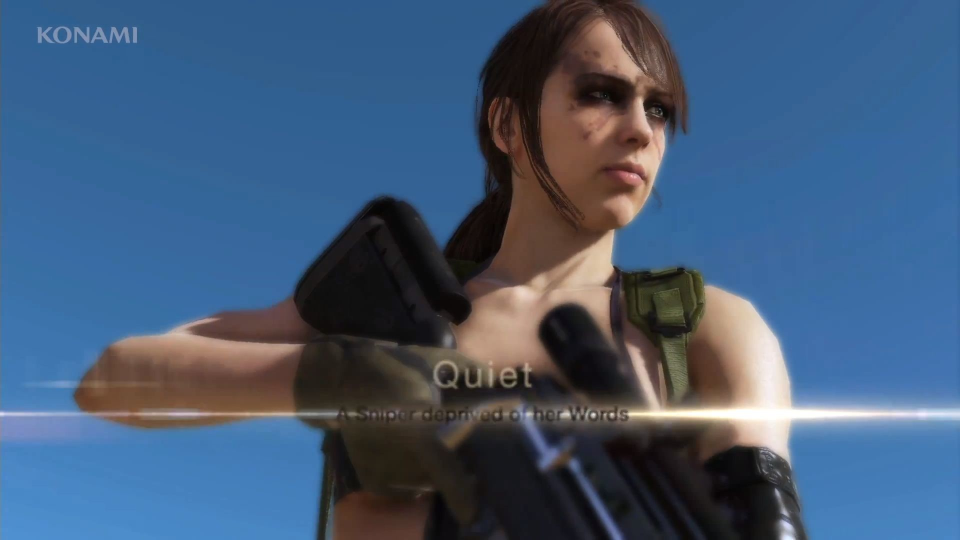 Metal Gear Solid V: The Phantom Pain Guide: How To Unlock Sniper Wolf's  Outfit For Quiet