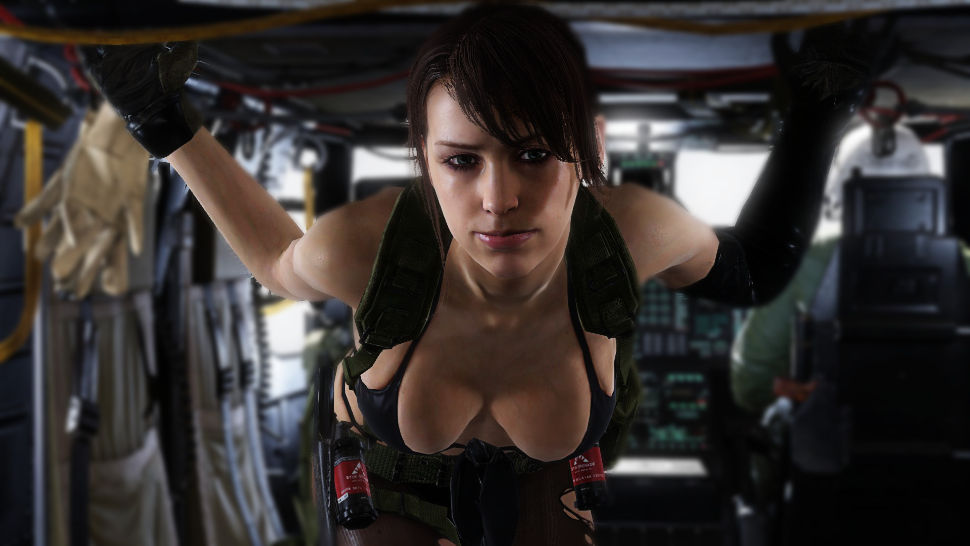 … Quiet – The Silent Sniper – Metal Gear Solid V by BillyM12345