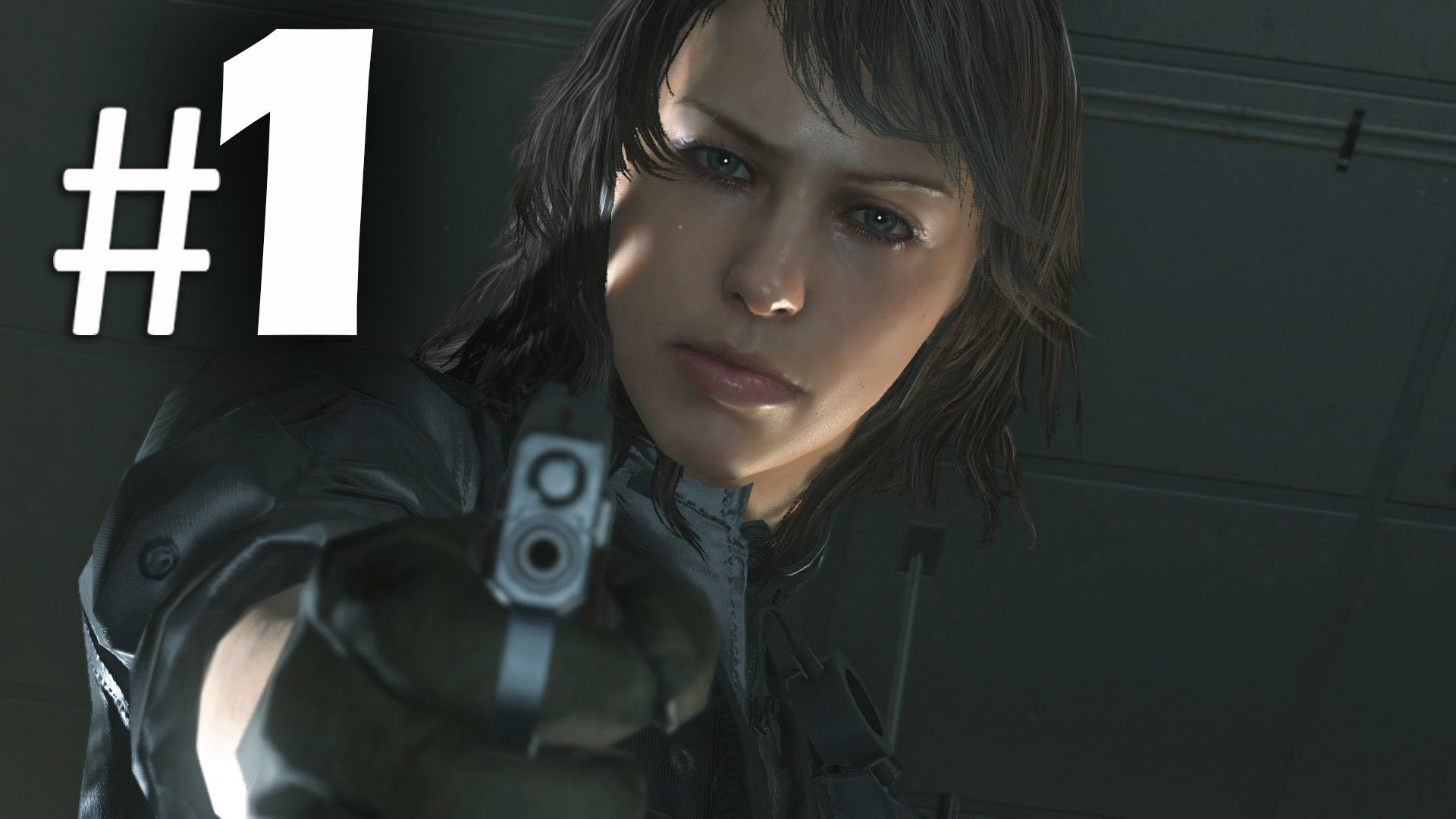 Metal Gear Solid 5 The Phantom Pain Part 1 – Hospital – Gameplay  Walkthrough PS4 (MGS5) – YouTube