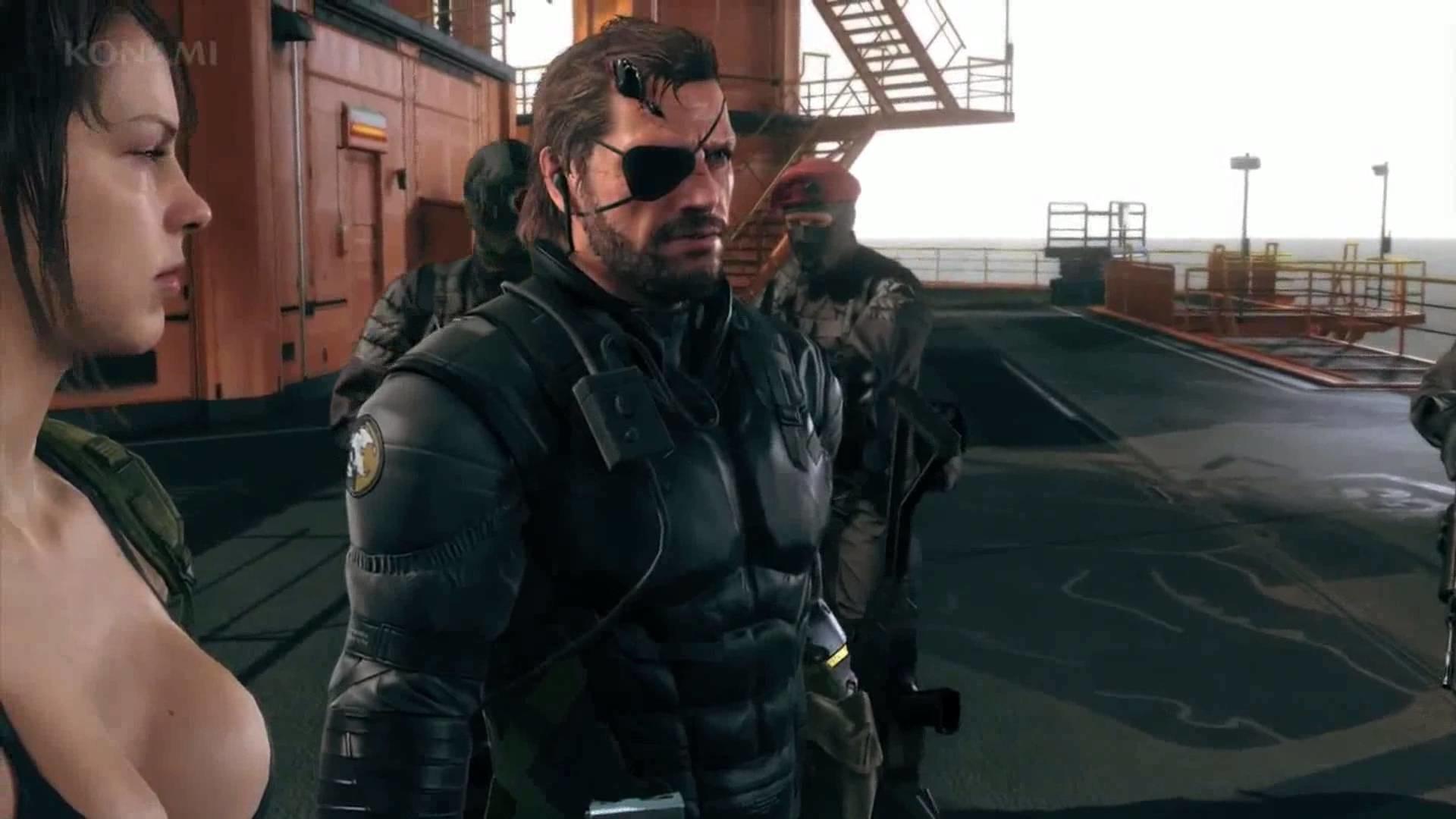 "Metal Gear Solid V: The Phantom Pain ""Trailer de Quiet (Ingles)"""