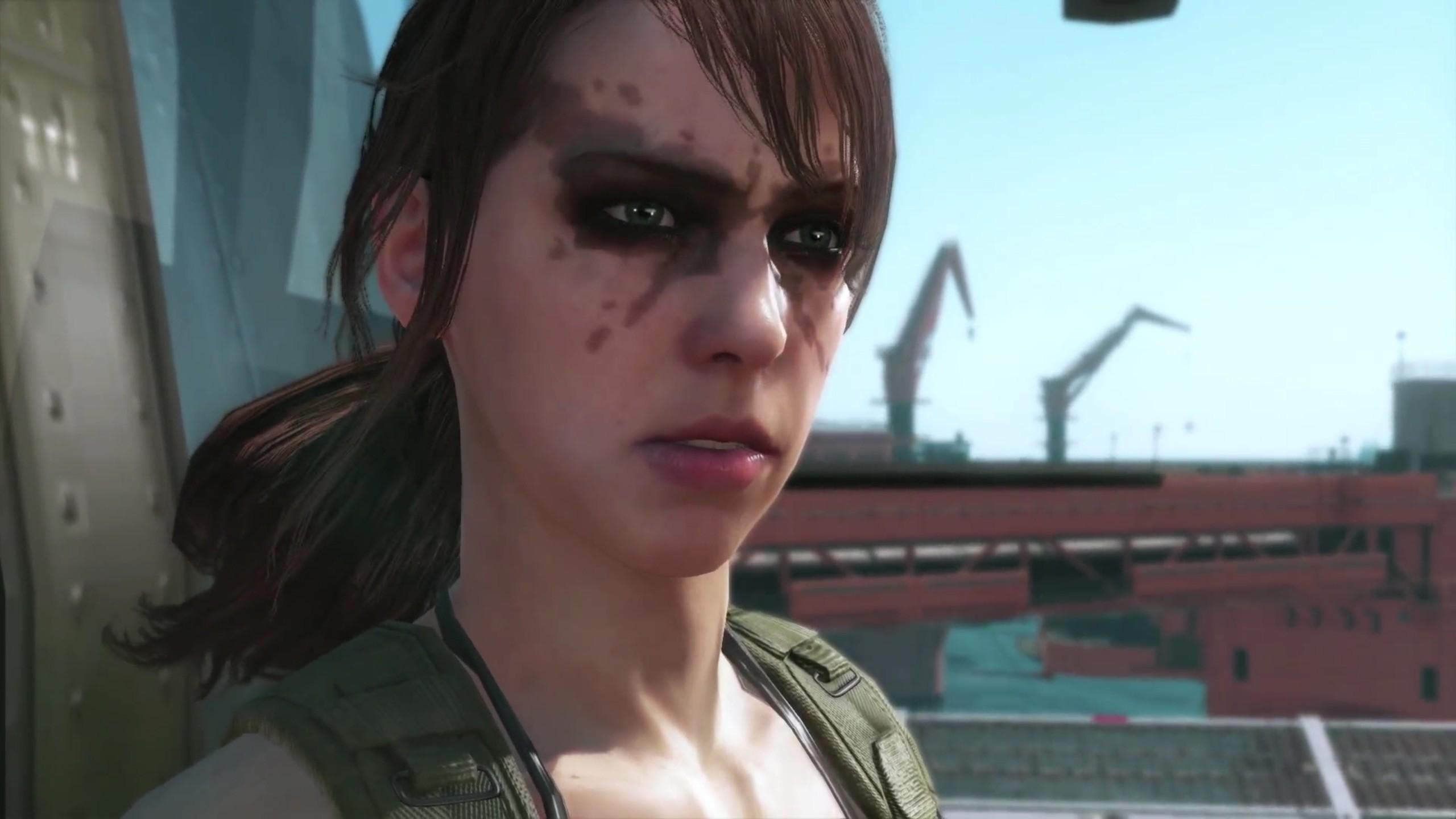 Metal Gear Solid 5 E3 Trailer – 07
