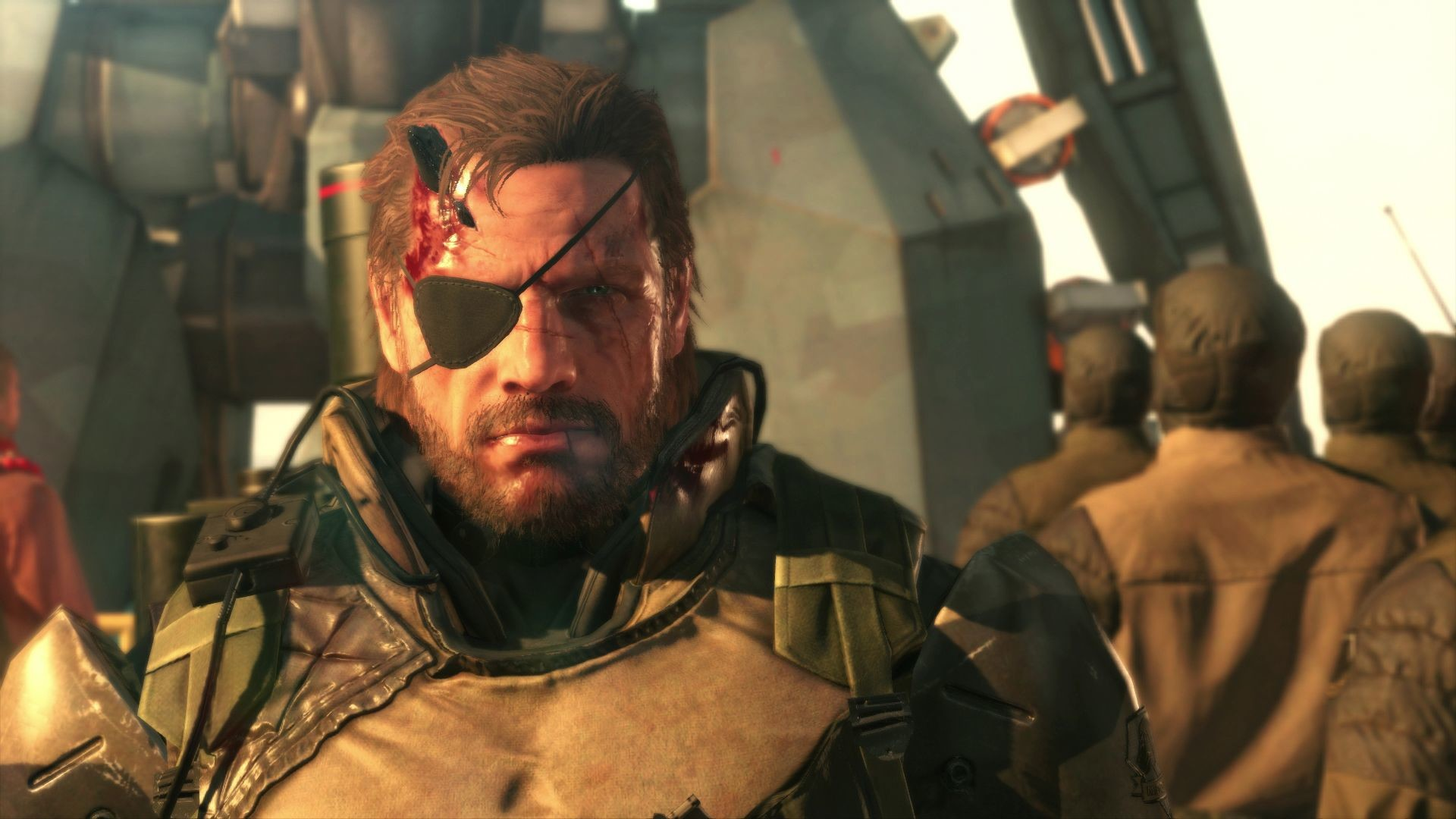Metal Gear Solid 5: The Phantom Pain and the end of the beginning