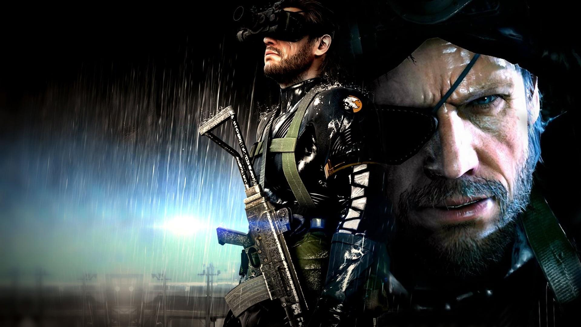 Metal Gear Solid 5 The Phantom Pain for desktop