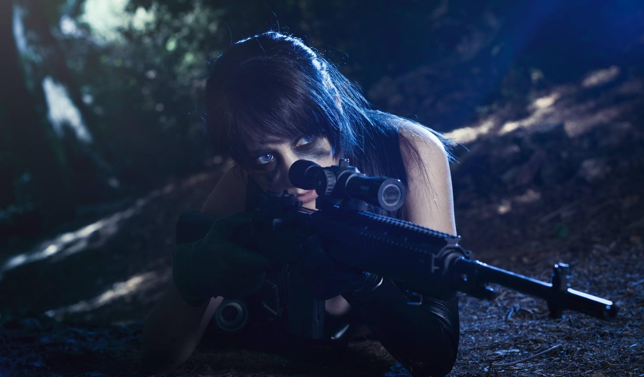 Women – Cosplay Quiet (Metal Gear Solid) Metal Gear Solid V: The Phantom
