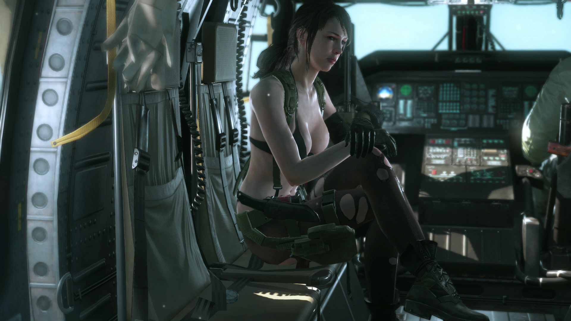 10 Quiet (Metal Gear Solid) HD Wallpapers   Backgrounds – Wallpaper Abyss