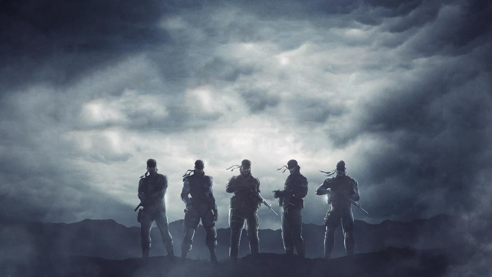 Free Metal Gear Solid Snake Livewallpaper APK Download For Android    Beautiful Wallpapers   Pinterest   Live wallpapers and Wallpaper