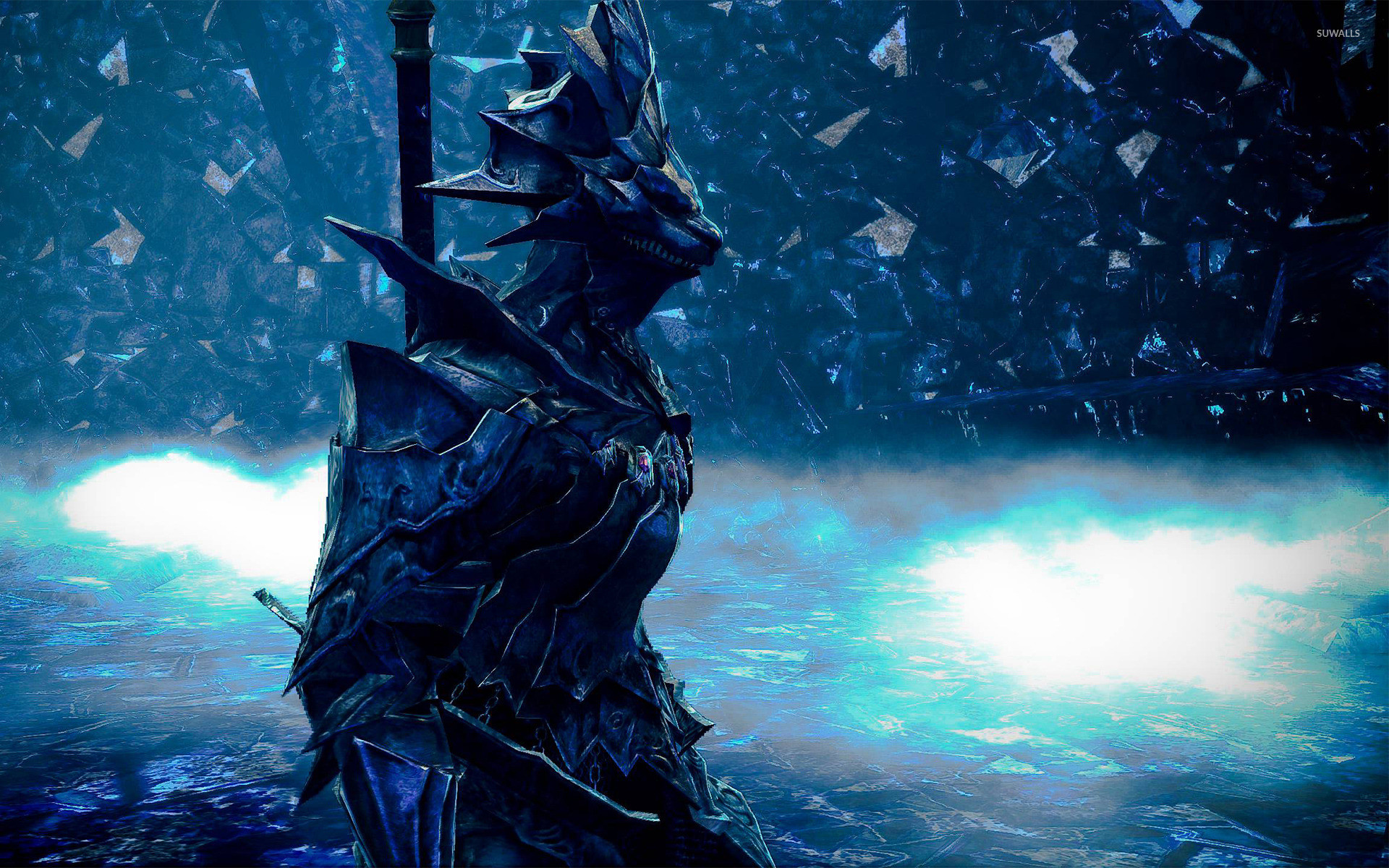 Dark Souls 3 Ps4 Wallpaper