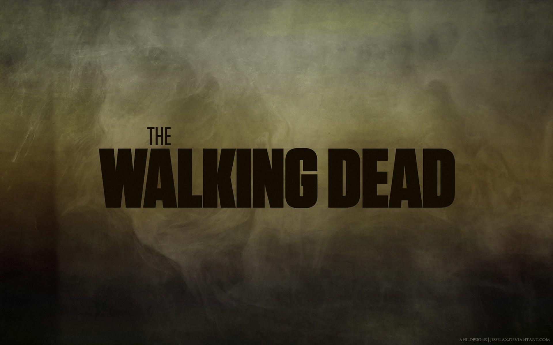 The Walking Dead Poster Art Hd Wallpaper   Wallpaper List