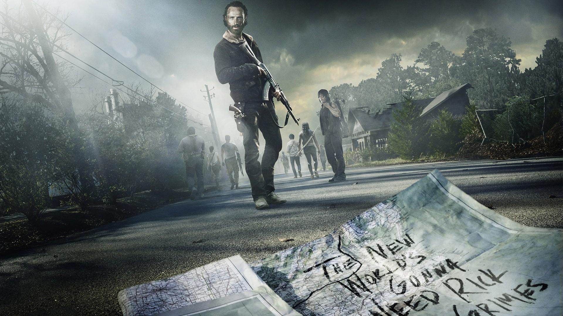 The-Walking-Dead-Season-5-HD-Wallpaper-Stylish-