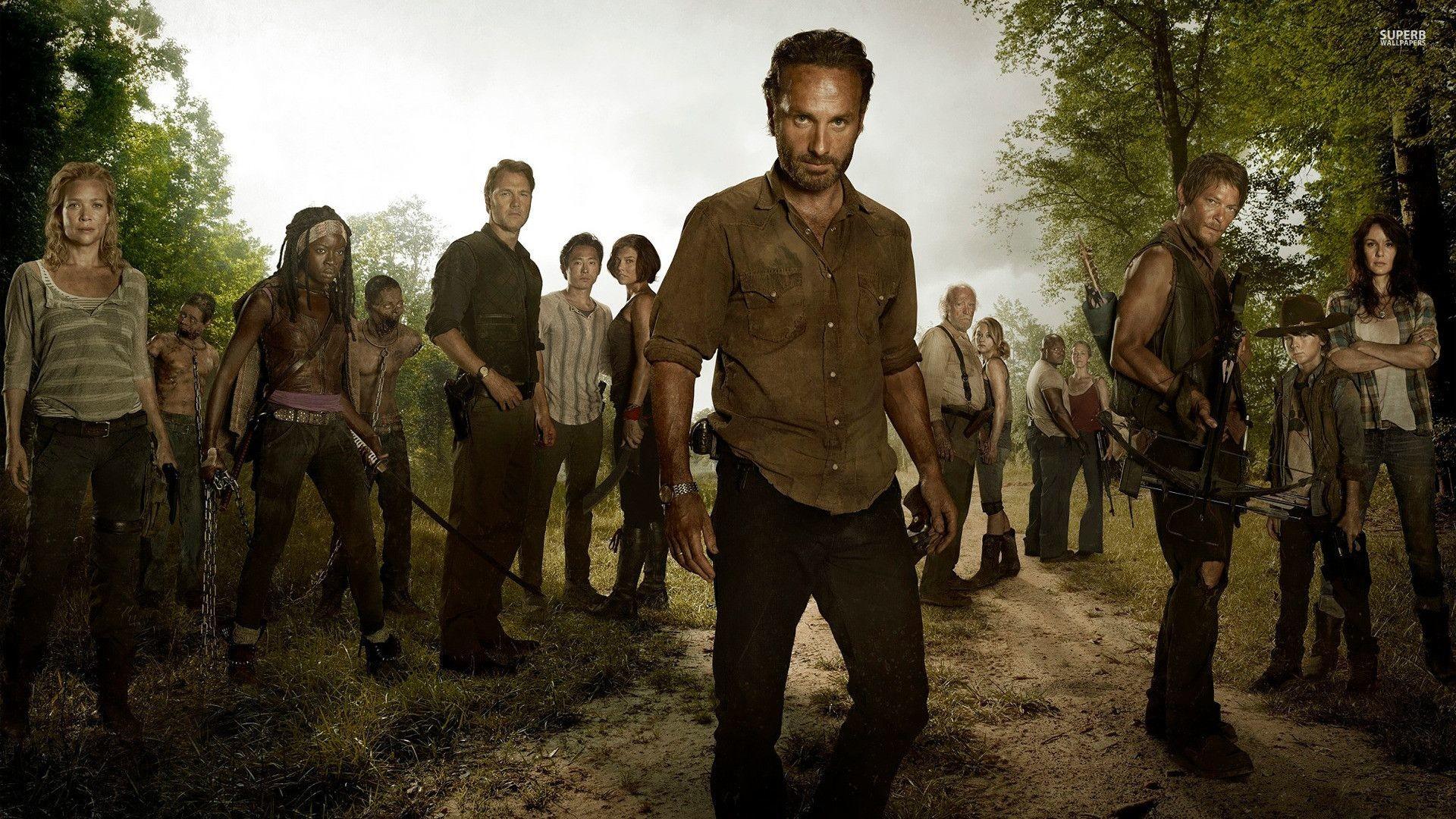 The Walking Dead Wallpaper Hd