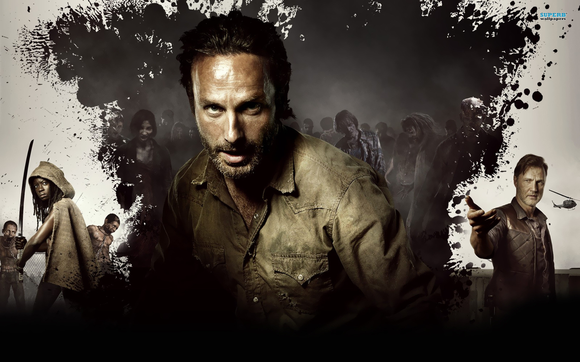 2013 The Walking Dead Season 4 Exclusive HD Wallpapers 5934 5GBF9qX0
