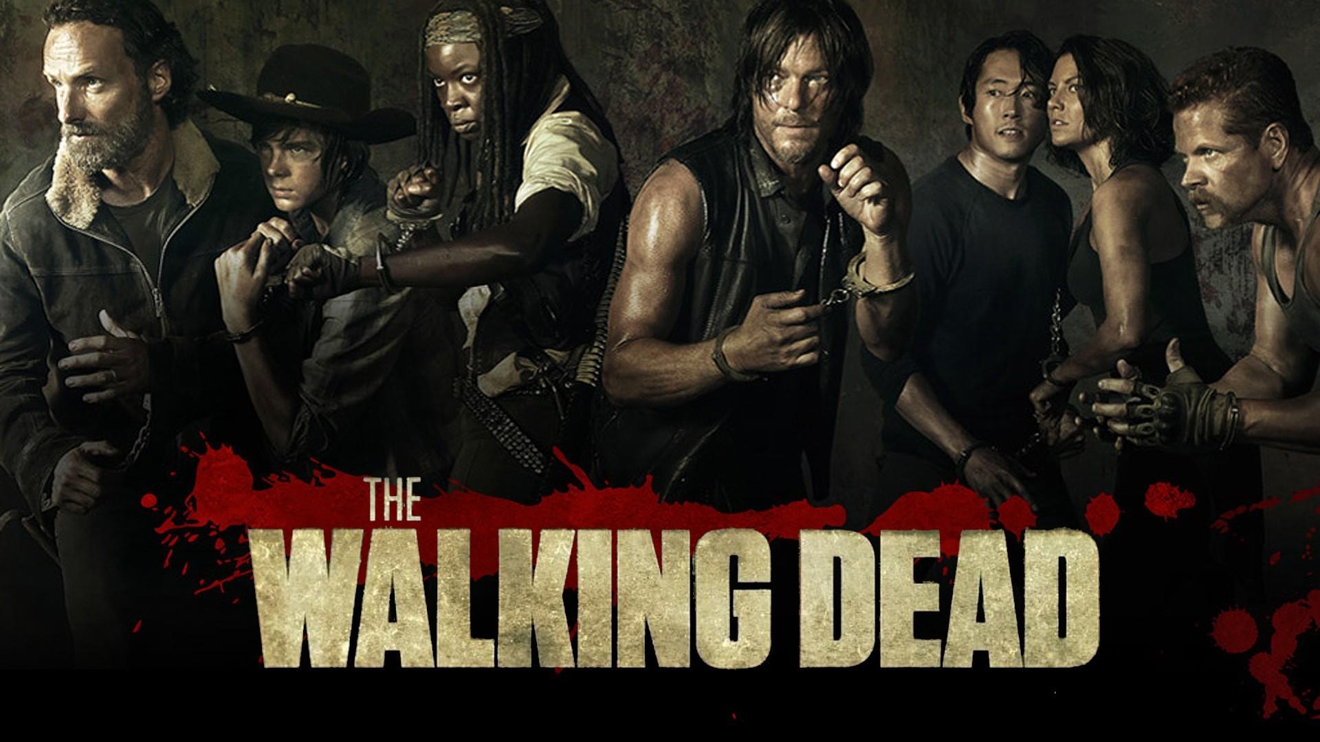 21 HD The Walking Dead Desktop Wallpapers For Free Download
