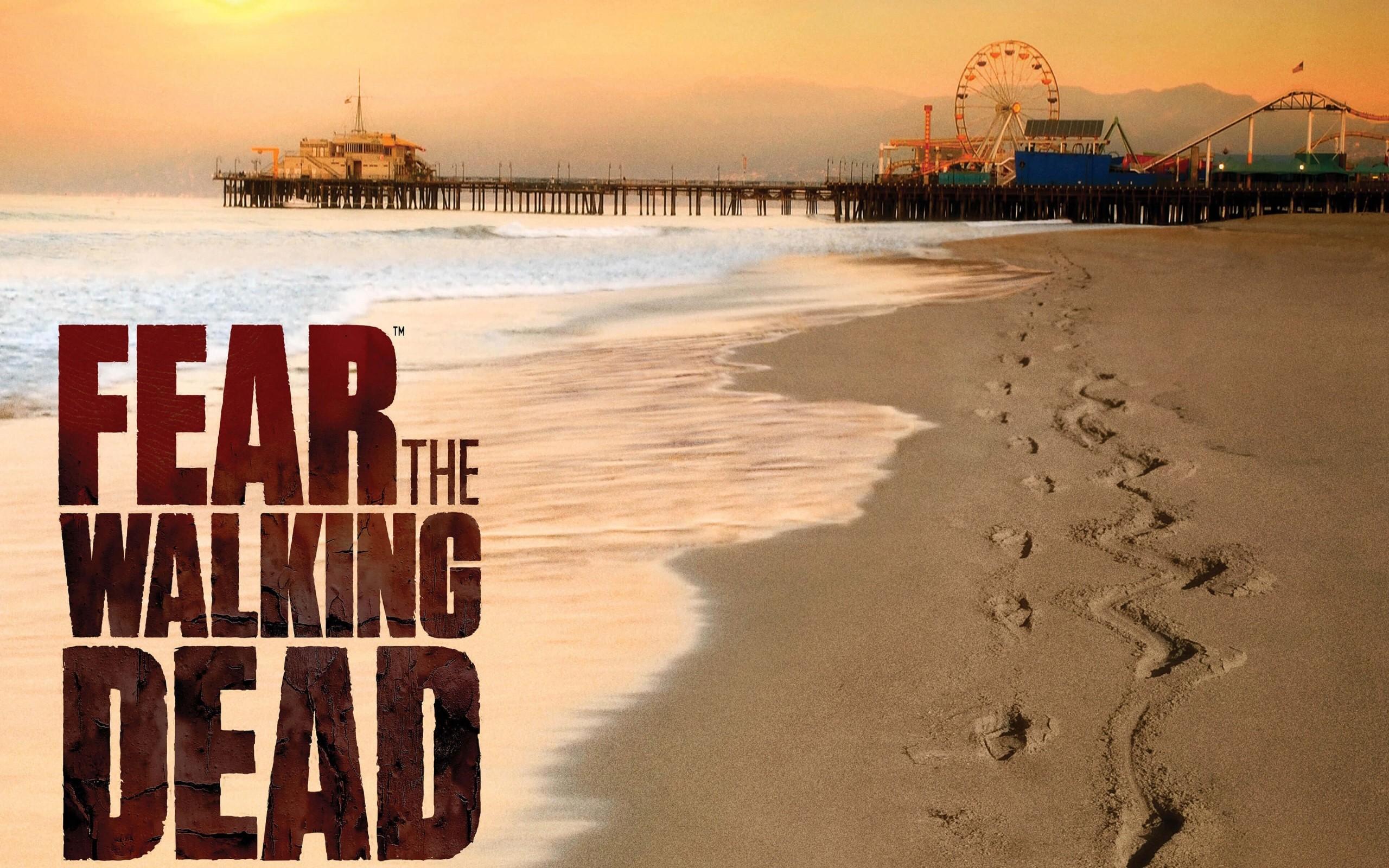 Fear The Walking Dead TV Series Poster