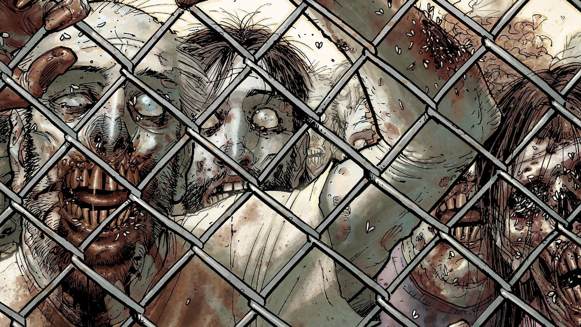 138 The Walking Dead Wallpaper Hd