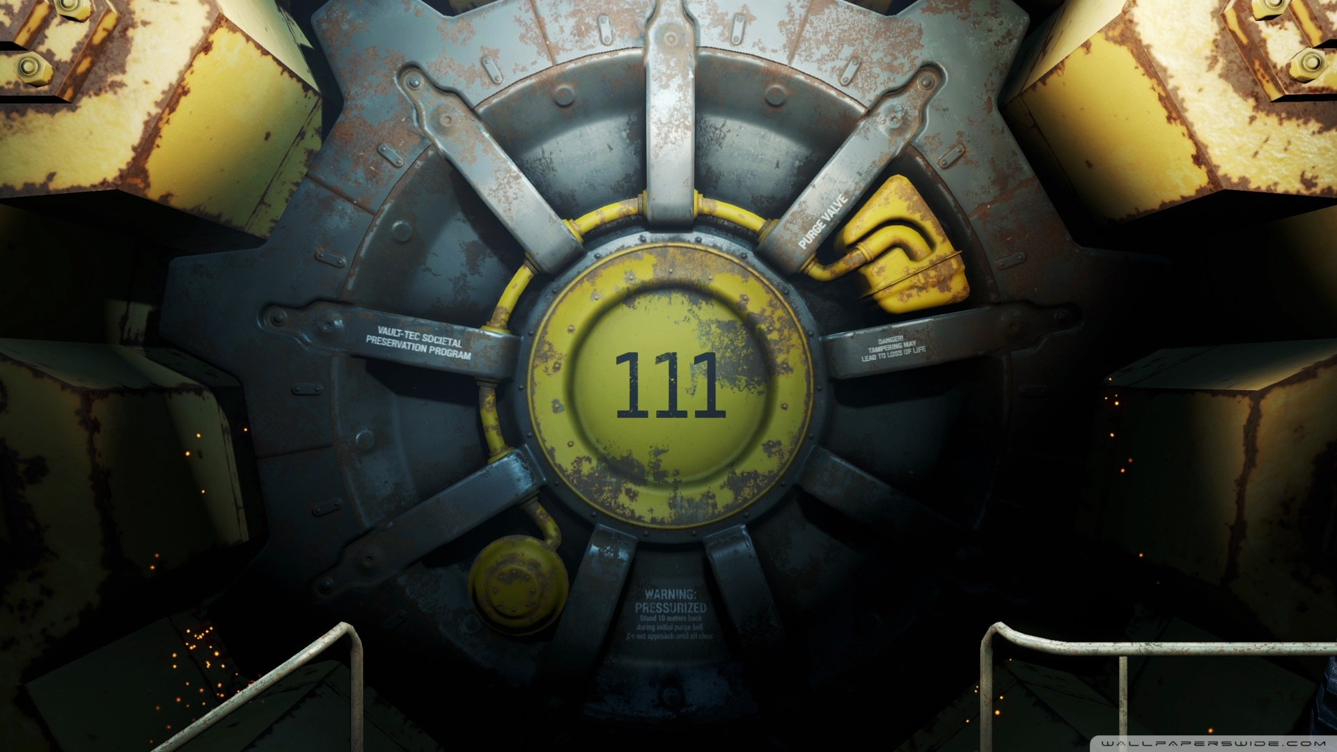 Fallout 4 Vault Free Hd Wallpapers