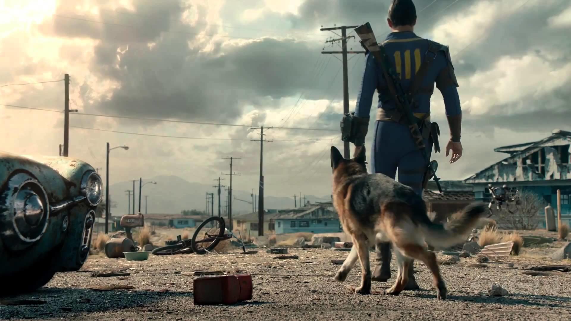 <b>Fallout 4</b> 1080P <b>Hd Wallpapers<