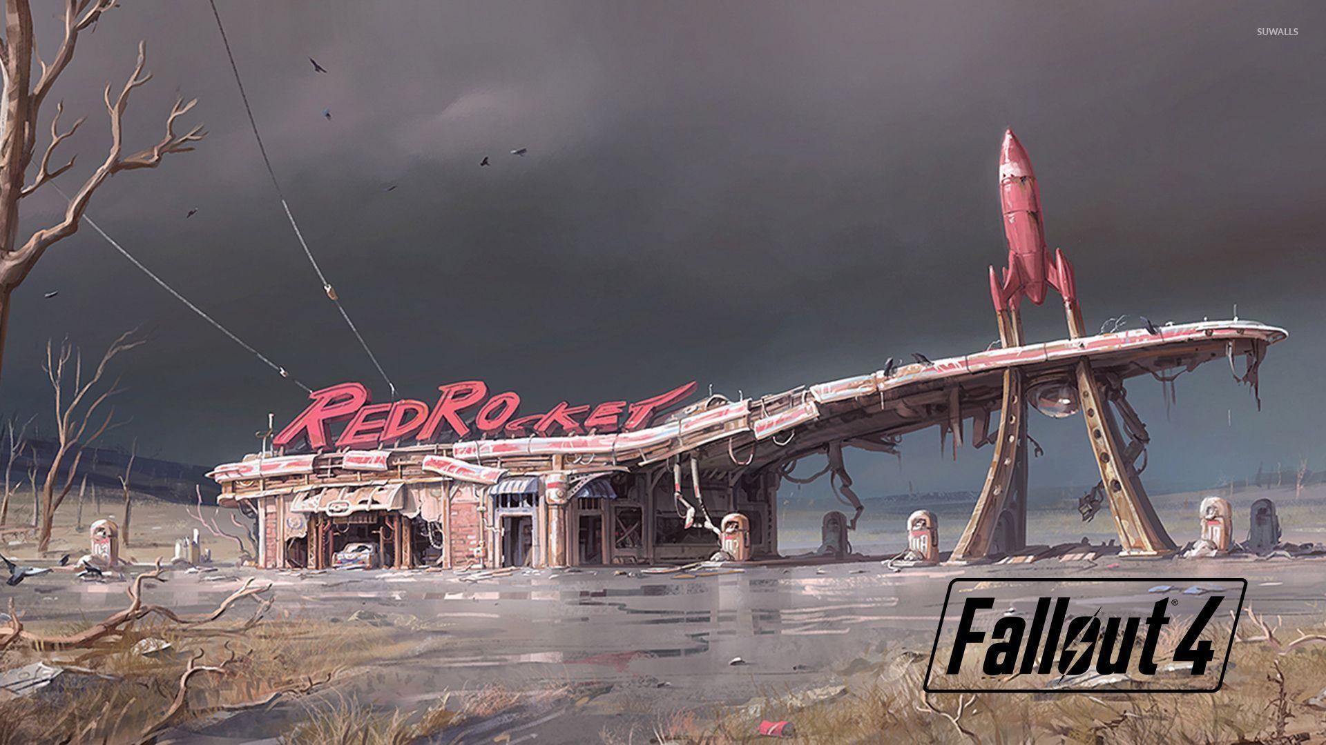 CE: Fallout 4 Wallpaper 4K, 41+ Beautiful Fallout 4 4K Wallpapers