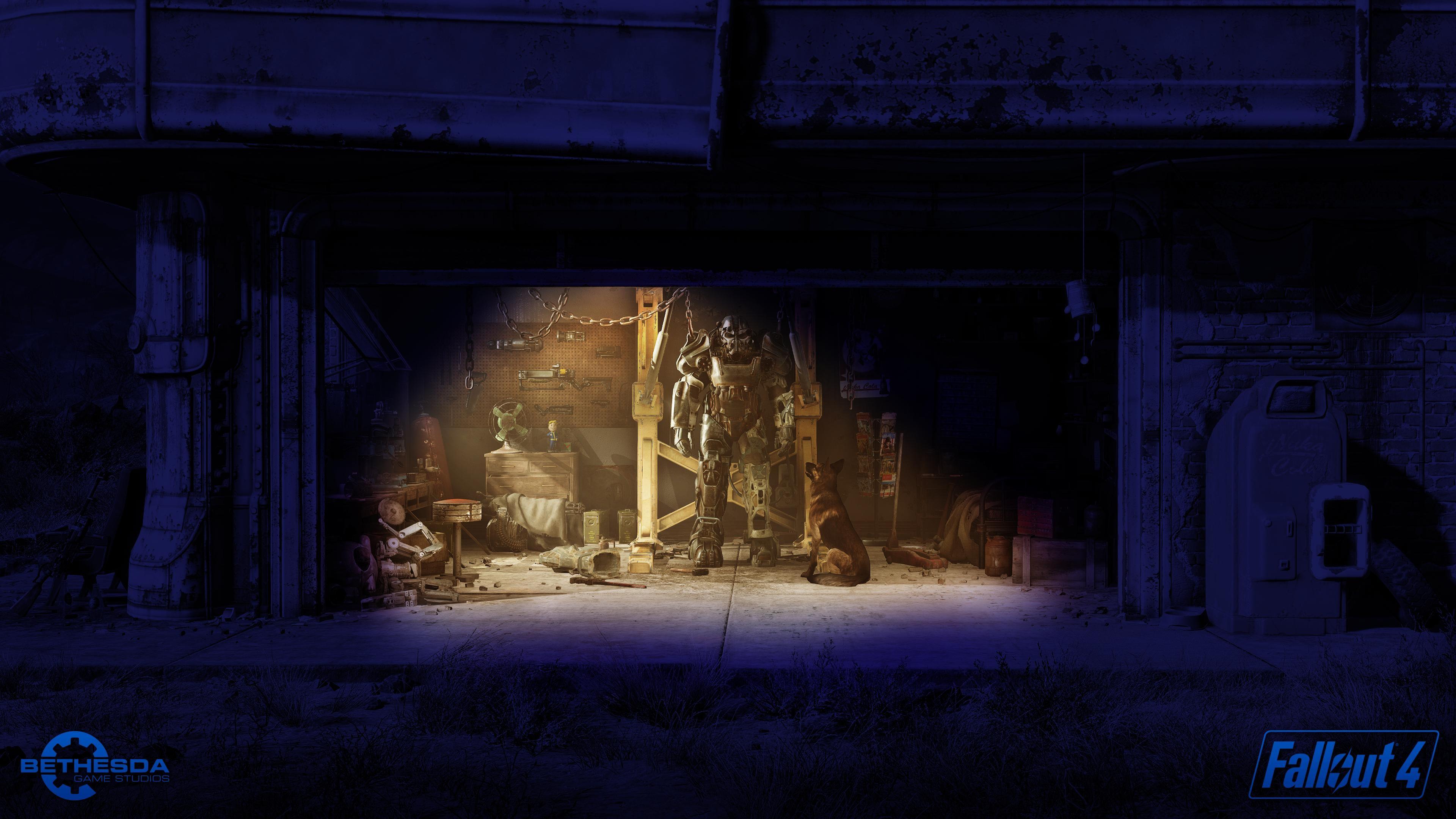 CE: Fallout 4 Wallpaper 4K, 41 Beautiful Fallout 4 4K Wallpapers