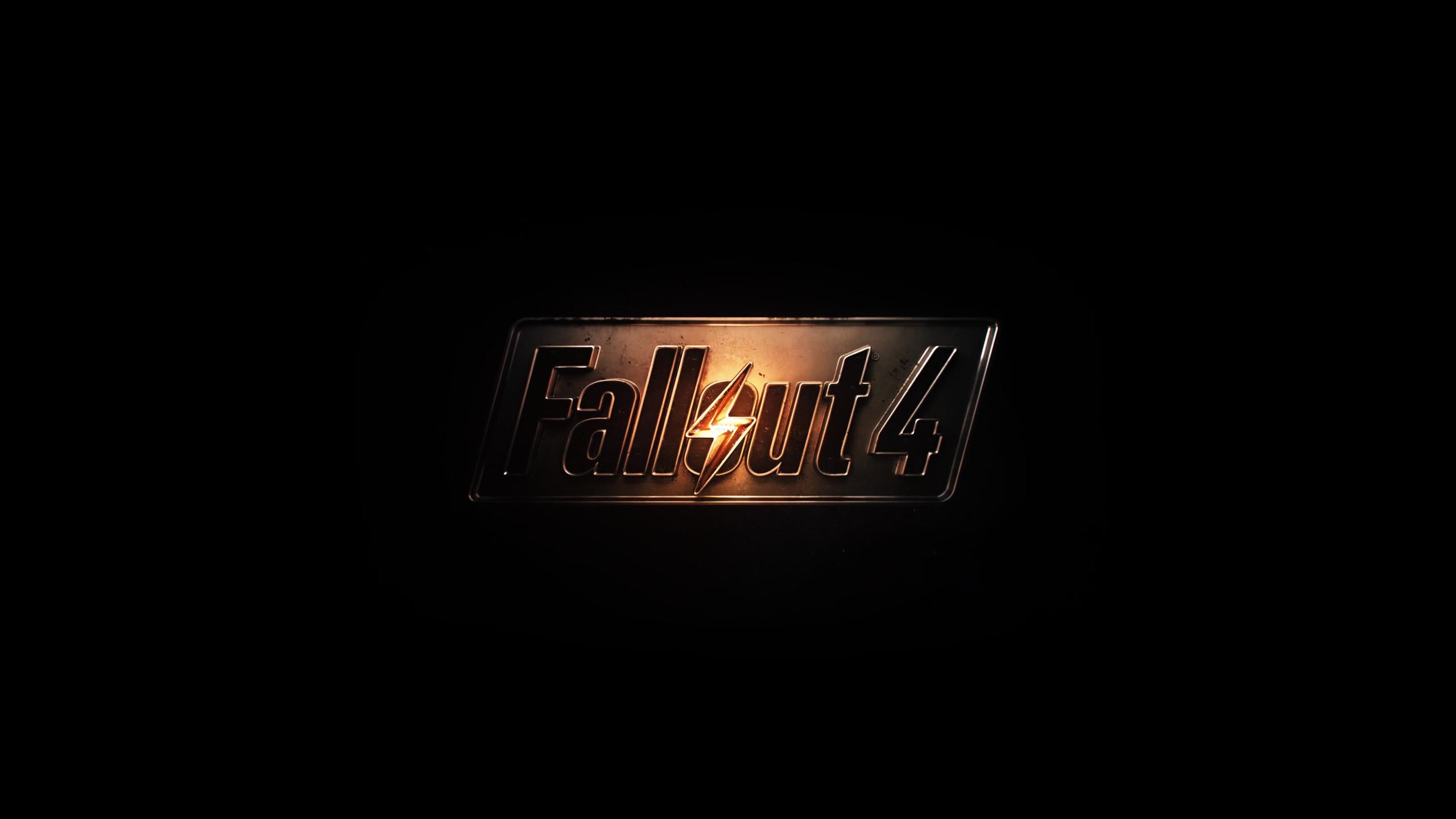 Fallout 4 – Logo Wallpaper : Fallout
