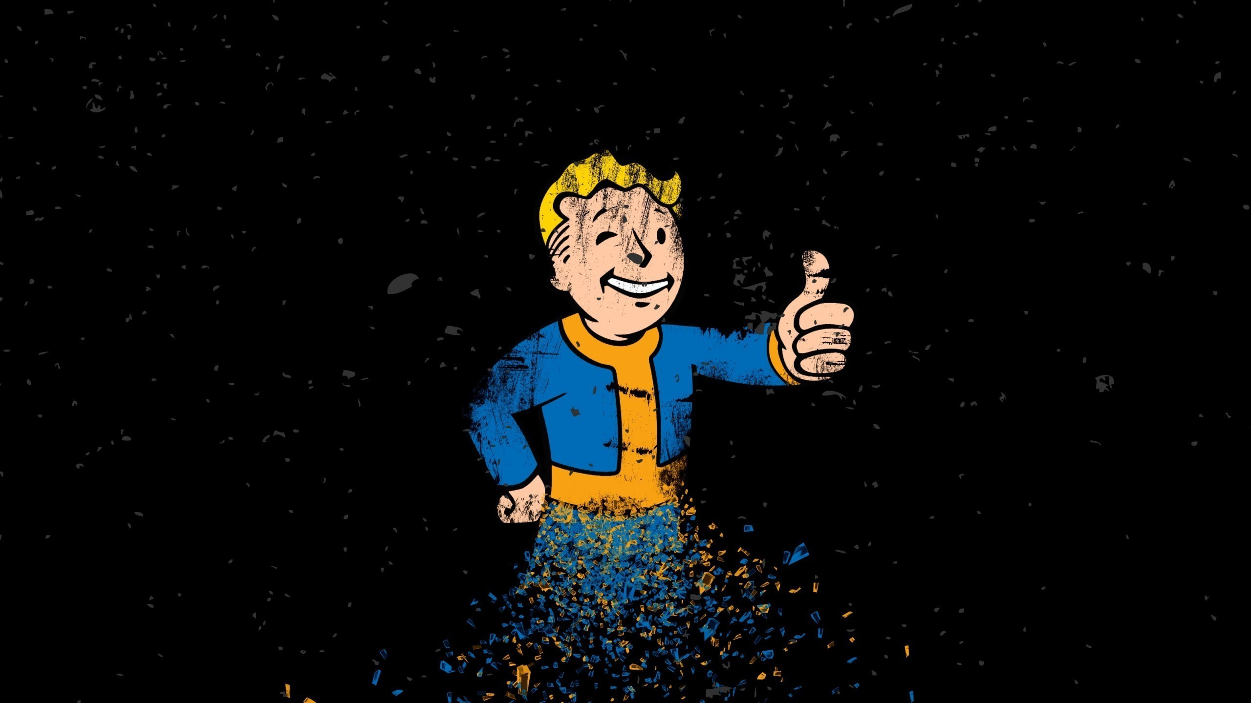 Fallout Vault Boy Wallpaper Pictures to Pin on Pinterest – PinsDaddy