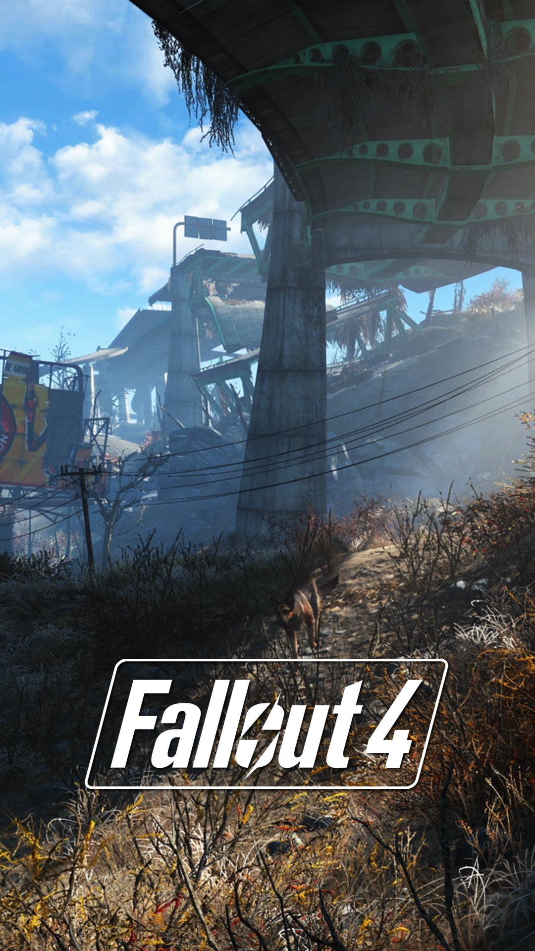Fallout 4 Wallpaper Phone – WallpaperSafari