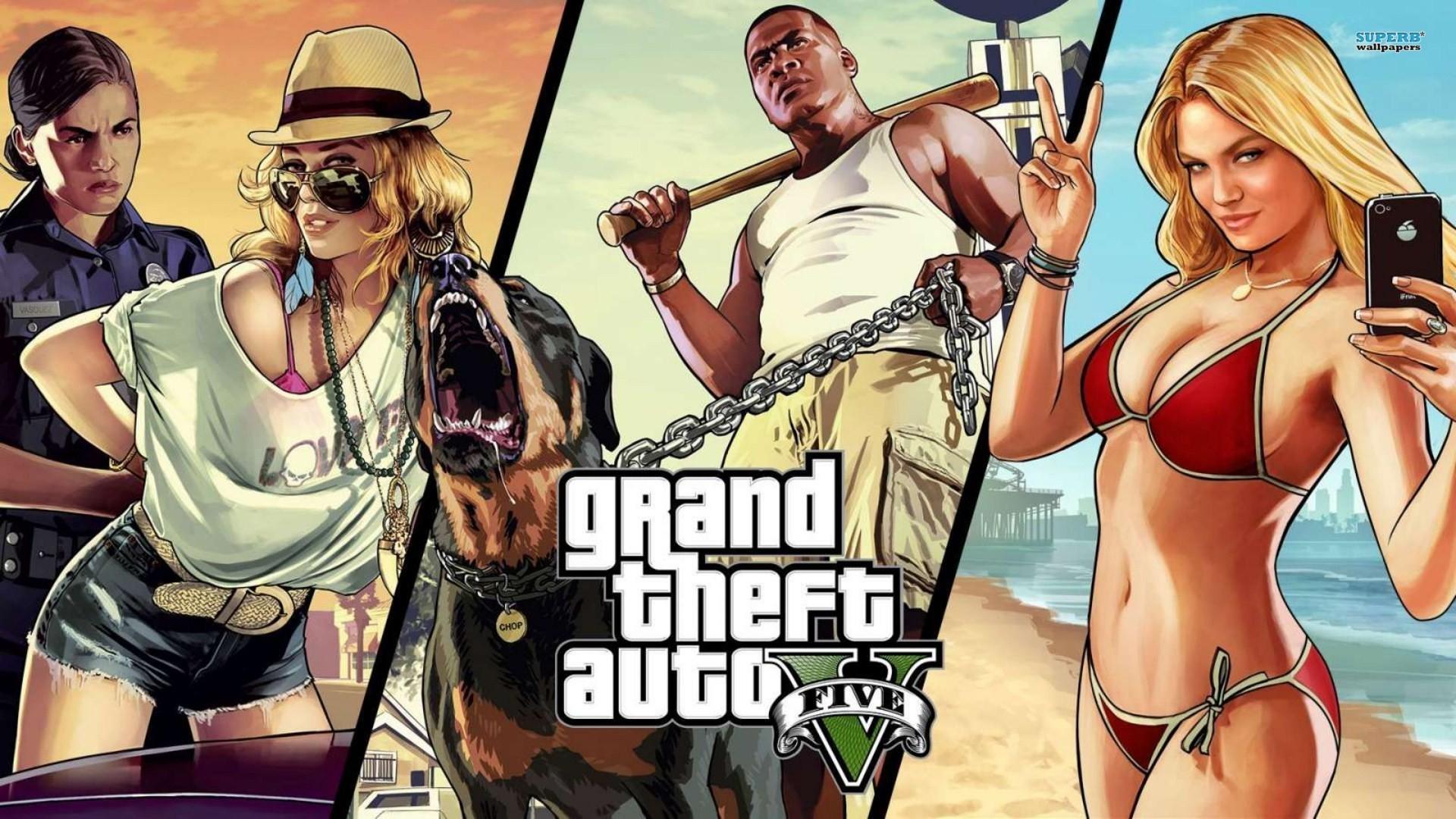 Video Game – Grand Theft Auto V Wallpaper