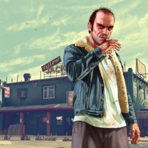 GTA V Wallpaper 1920×1080